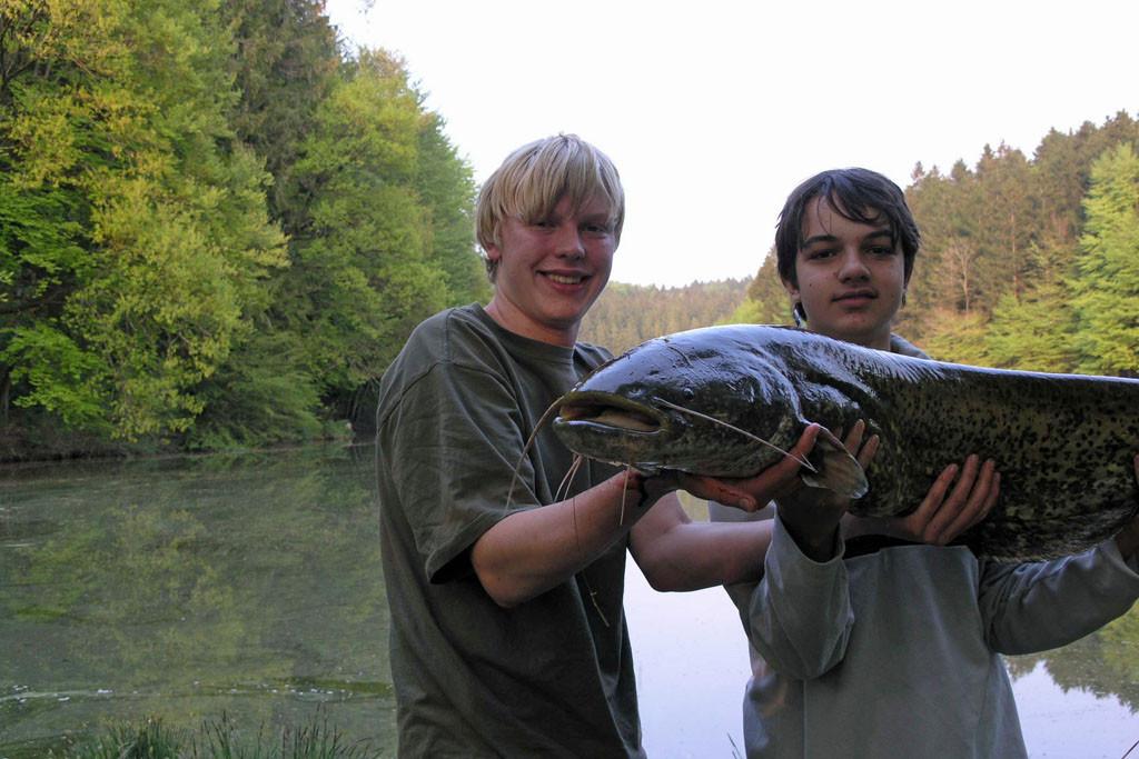 Jugendfischen Thanning